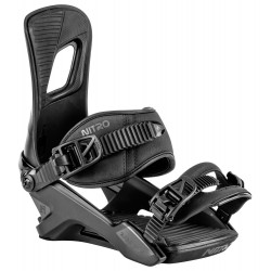 Nitro Rambler male snowboard binding ultra black