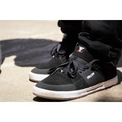 Fallen Trooper shoes black-white