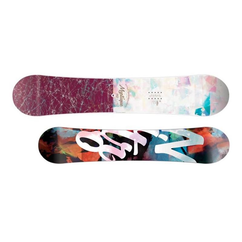 Nitro Mystique female snowboard AM