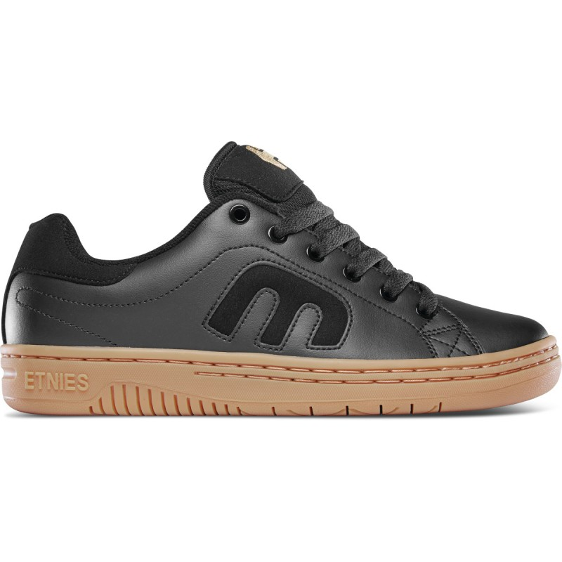 Etnies Calli-cut Schuhe schwarz/gummi