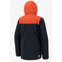 Picture Jack snow jacket 10K black rear