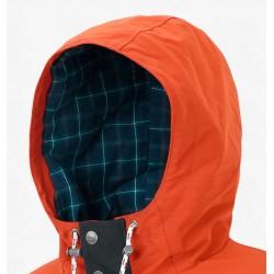 Picture Jack snow jacket 10K black hood