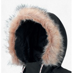 Picture Kodiac snowboard jacket 10K black hood