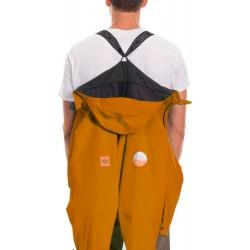 686 Coal Sunrise snowboard jacket 20K golden brown