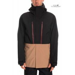 686 GLCR Ether down Therma jacket 20K black