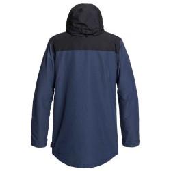 DC Haven jacket dress blue 15K