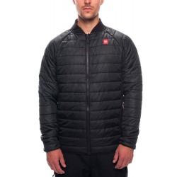 686 Smarty Form 3-in-1 snowboard jacket rusty red 20K waterproof inner jacket