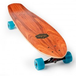 """Arbor Groundswell Mission 35"""" cruiser complete longboard"""