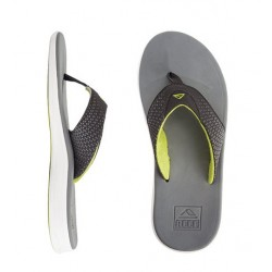 Reef Rover male slippers grey-yellow