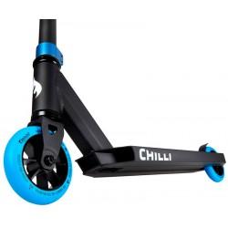 Chilli Base stuntstep blauw-zwart