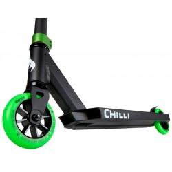 Chilli Base Stunt-Roller grün-schwarz