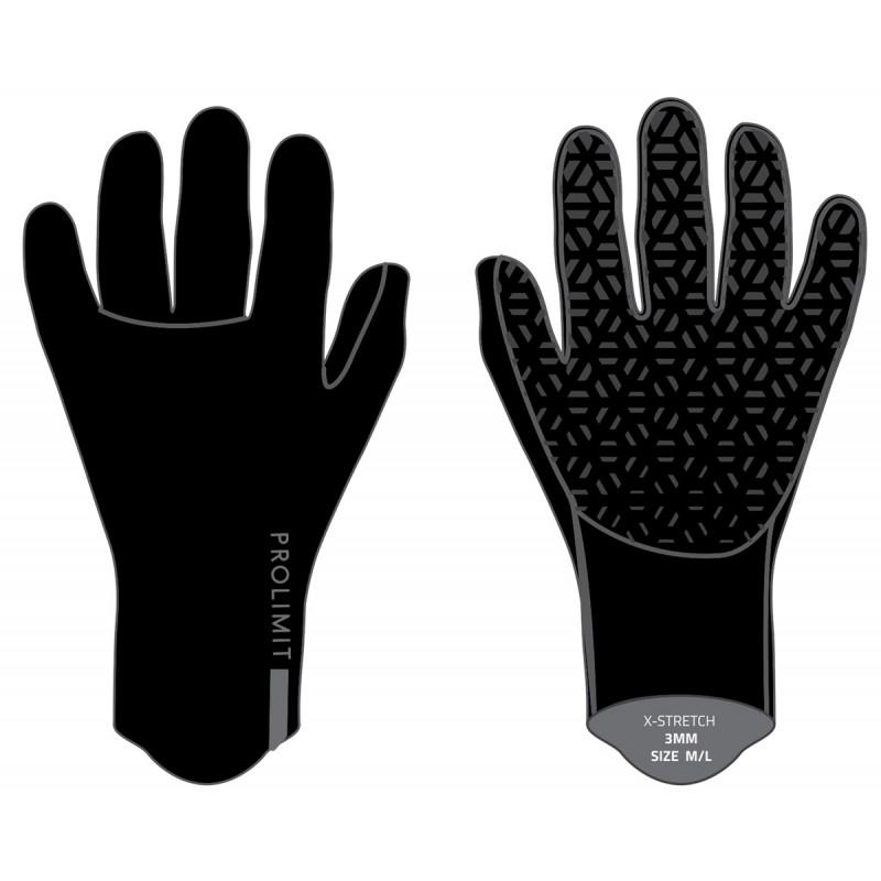 Pro Limit Q Gloves 3 mm Neopren Handschuhe