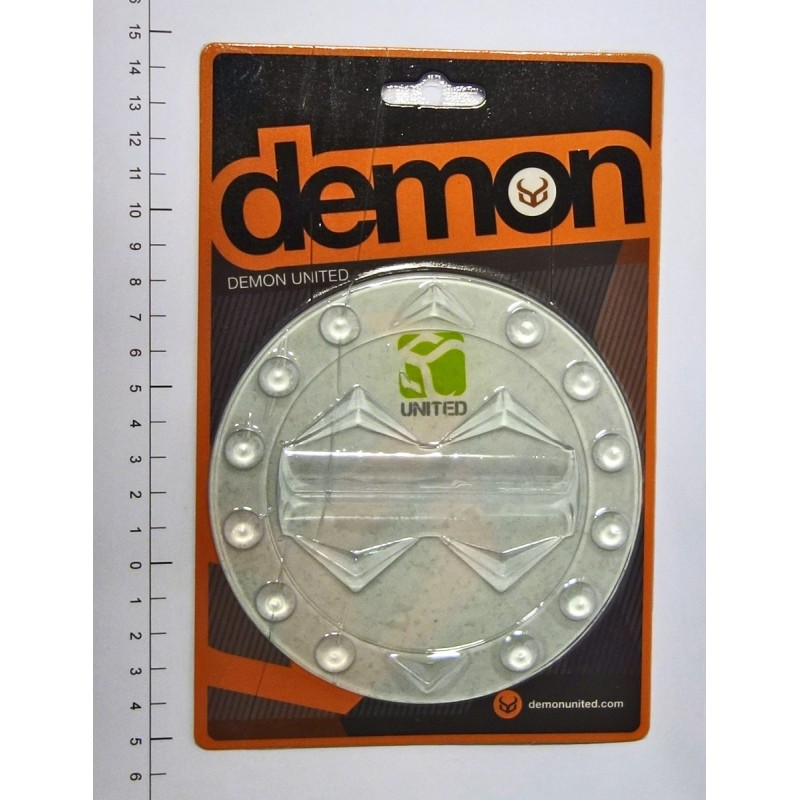 Demon Clear round stomp plate