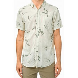 Globe Bamboo shirt ecru