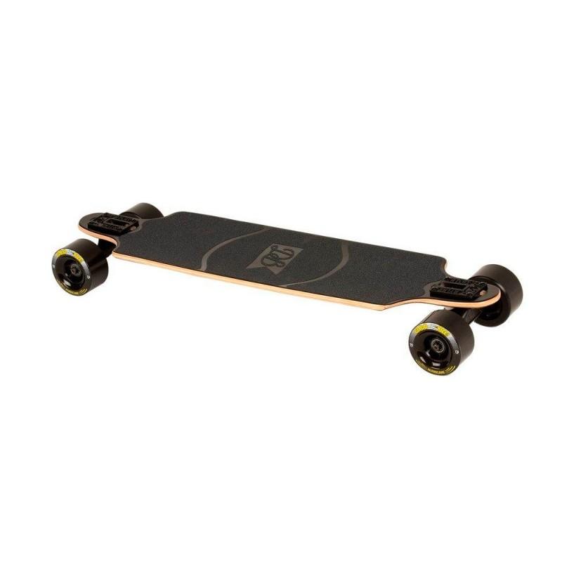 "DB Bear 33""complete longboard profile"