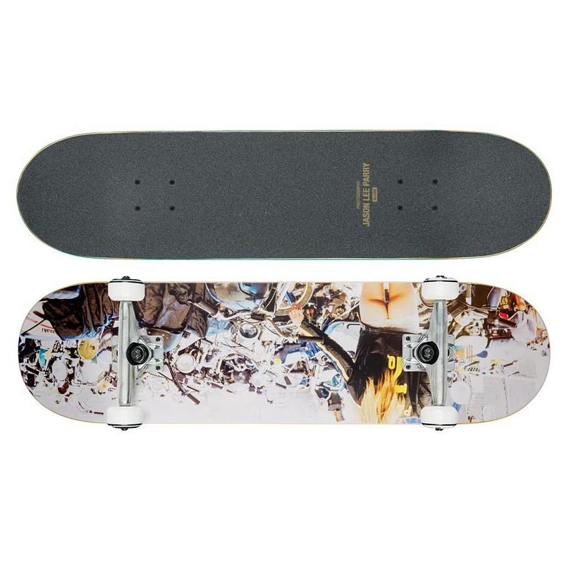 "Globe Jason Lee Parry 8.0"" skateboard bikes"