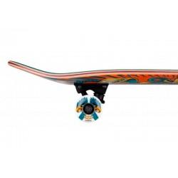 "Birdhouse Stage 3 Emblem circus 7.75"" orange skateboard"