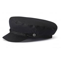 Brixton Fiddler Snap casquette noir