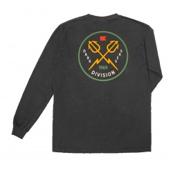 Dark Seas Saigon T-shirt Long sleeve black
