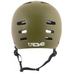 TSG Evolution skate helmet satin olive