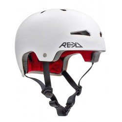 Rekd Elite 2.0 skatehelm wit