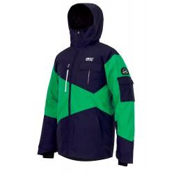 Picture Styler snowboard jacket green 10K