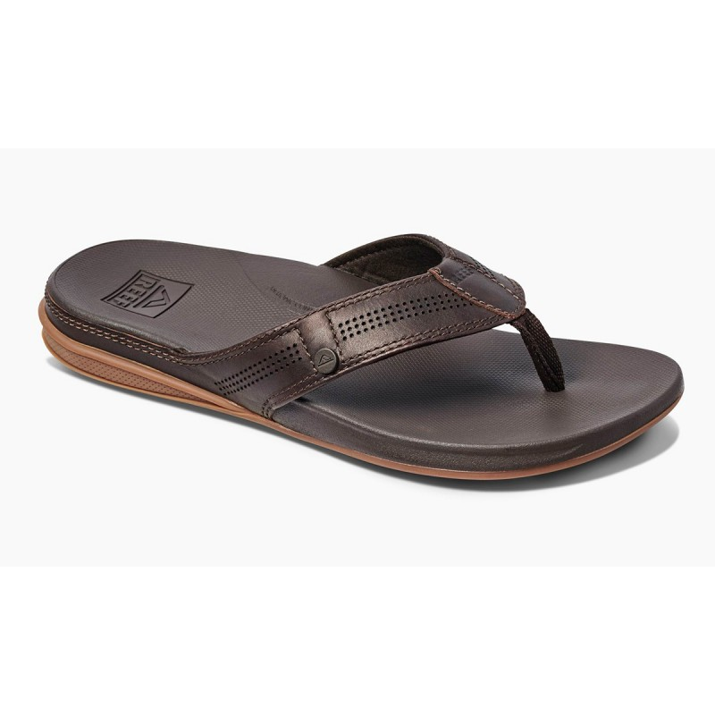 Reef Cushion Bounce Lux slippers brown