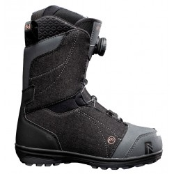 Flow Onyx BOA coiler womens snowboard boots black 2021