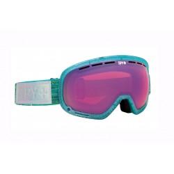 Spy Optic Marshall Prismatic Paris goggle pink contact lens