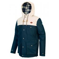 Picture Jack jacket black dark blue