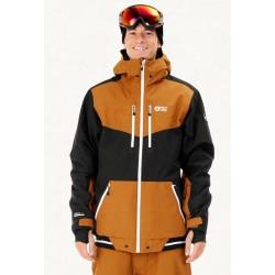 Picture Panel ski-snowboard jacket 10K camel