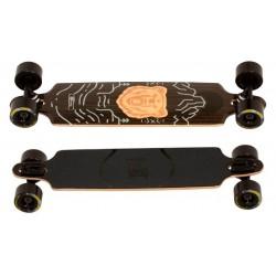 """DB Bear 33""""complete longboard (90 mm wheels)"""